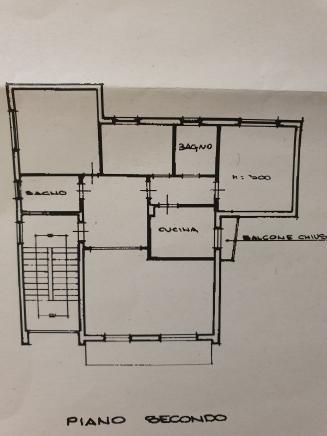 Appartamento-Edificio di pregio artistico storico-Pesaro